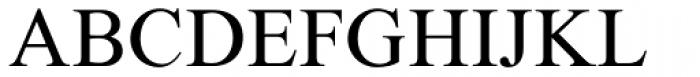 Alilon MF Regular Font UPPERCASE