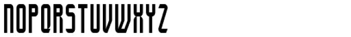 Aline II Font UPPERCASE