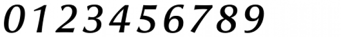 Alinea Incise Italic Font OTHER CHARS