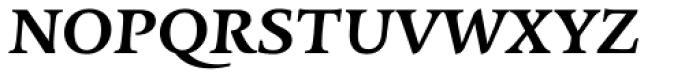 Alize Bold Font UPPERCASE