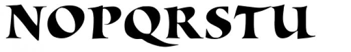 Allencon Font UPPERCASE