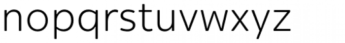 Alleyn Book Font LOWERCASE