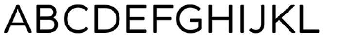 Alleyn Font UPPERCASE