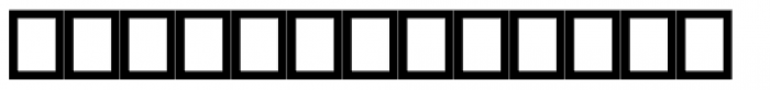 Alligators Regular Font LOWERCASE