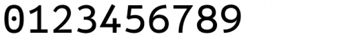 Alloca Mono Regular Font OTHER CHARS