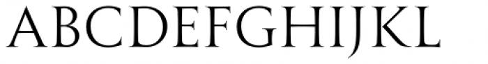 Allrounder  Monument Book Font UPPERCASE