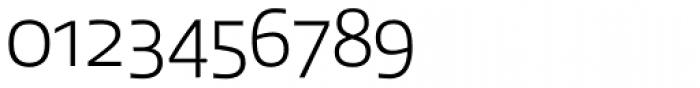 Allumi Std ExtraLight Font OTHER CHARS