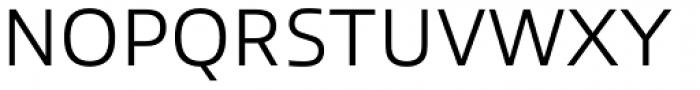 Allumi Std Light Font UPPERCASE