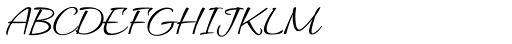 Allura Pro Font UPPERCASE