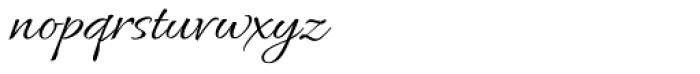 Allura Pro Font LOWERCASE