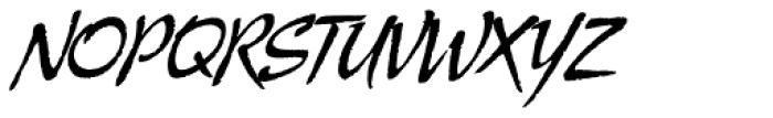 Alma Font UPPERCASE