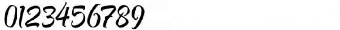 Almere Script Regular Font OTHER CHARS
