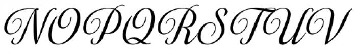 Almibar Font UPPERCASE