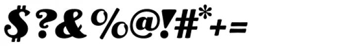 Aloe Black Font OTHER CHARS