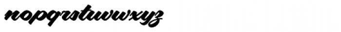 Aloha Script Casual Font LOWERCASE