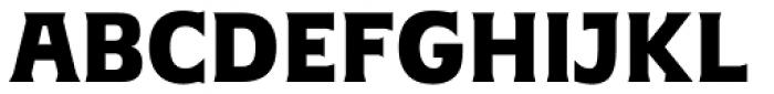 AlphDog Bold Font UPPERCASE