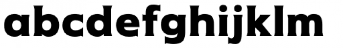 AlphDog Bold Font LOWERCASE