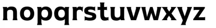 AlphDog Regular Font LOWERCASE