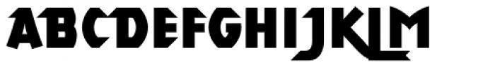 Alpha Echo Swashes Font LOWERCASE
