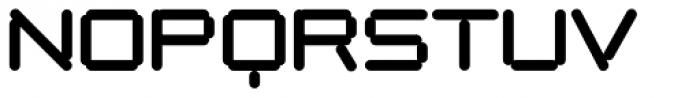 Alpha Juliet Font UPPERCASE