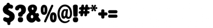 Alphabet Soup Pro Font OTHER CHARS
