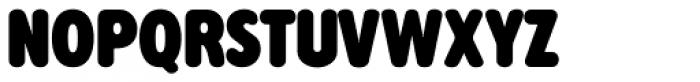 Alphabet Soup Pro Font UPPERCASE