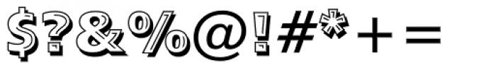 Alphabet Soup Tilt Font OTHER CHARS