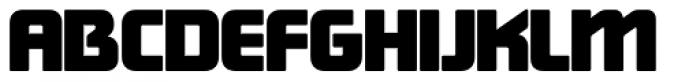 Alphaville Ultra Font UPPERCASE