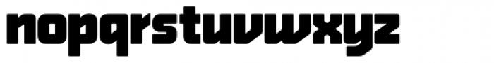 Alphaville Ultra Font LOWERCASE