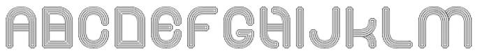 Alt Aeon Medium Font LOWERCASE