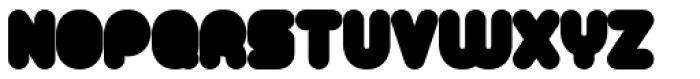 Alt Retro Black Font UPPERCASE