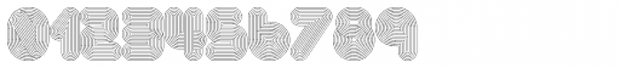 Alt Retro Light Font OTHER CHARS