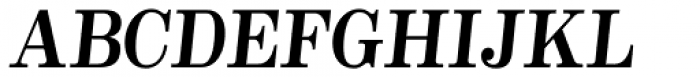 Alta Mesa Plain Regular Italic Font UPPERCASE