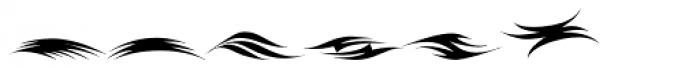 Altemus Arabesques Font LOWERCASE
