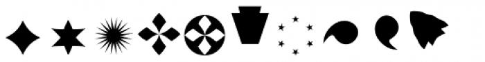 Altemus Borders One Font UPPERCASE