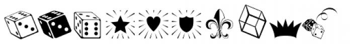 Altemus Cuts Font LOWERCASE