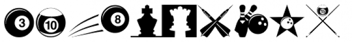 Altemus Games Two Font UPPERCASE
