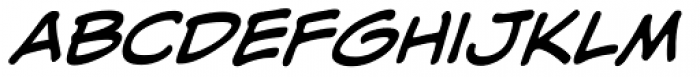 Alter Ego BB Italic Font LOWERCASE