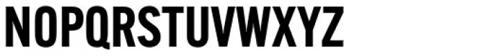 Alternate Gothic ATF Demi Font UPPERCASE