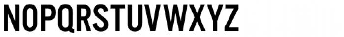 Alternate Gothic No3 Pro Font UPPERCASE