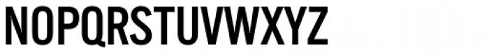 Alternate Gothic Pro EF No Three Font UPPERCASE