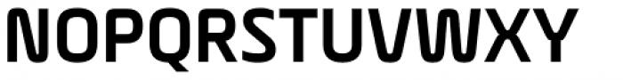 Altissimo Extra Bold Font UPPERCASE