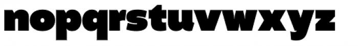 Altivo Ultra Font LOWERCASE