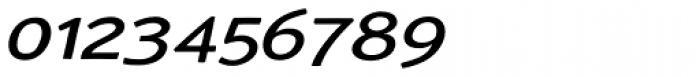 Alum Expand Oblique Font OTHER CHARS