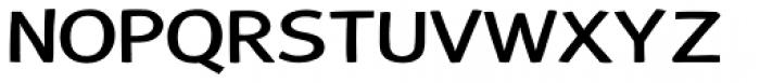 Alum Expand Font UPPERCASE