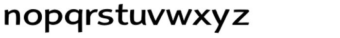 Alum Expand Font LOWERCASE