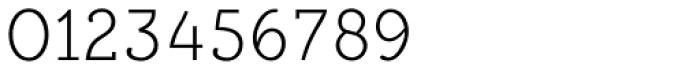 Alumina 35 XLight Font OTHER CHARS