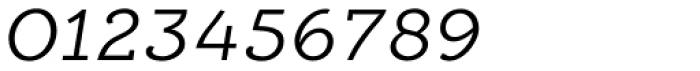 Alumina 44 Light Ex Italic Font OTHER CHARS