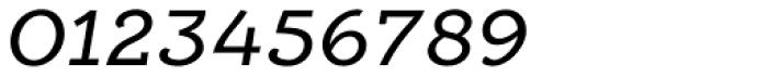 Alumina 54 Roman Ex Italic Font OTHER CHARS