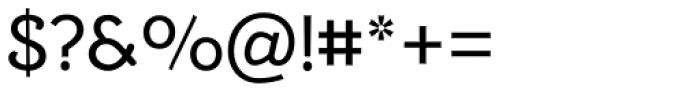 Alumina 55 Roman Font OTHER CHARS